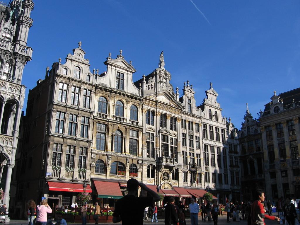 Bonjour Bruxelles !