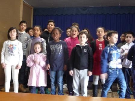 Les enfants du dopo-scuola & Casa Famiglia