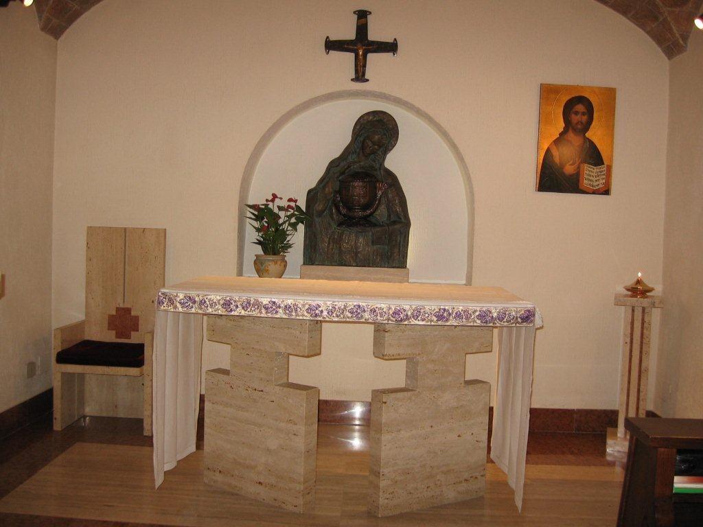 chapelle de la Communauté