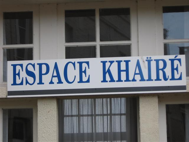 Entrée de Khaïré