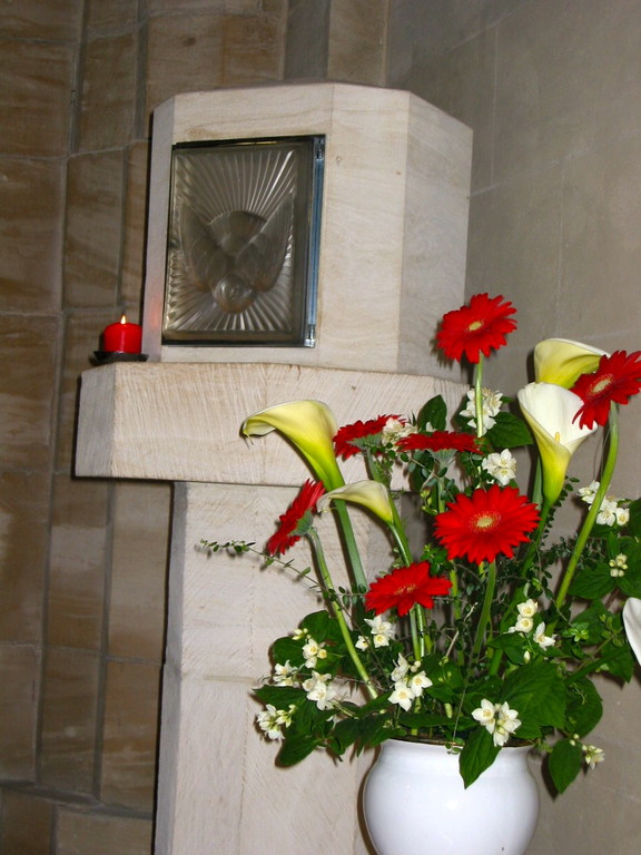 porte du tabernacle Lalique