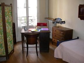 Une chambre-type