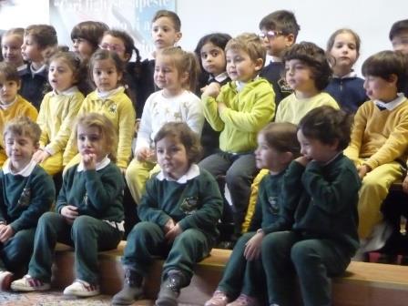 Enfants de la Primavera / école maternelle