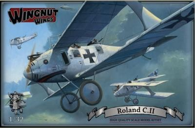 Roland C.II - 1/32 by Wingnut Wings