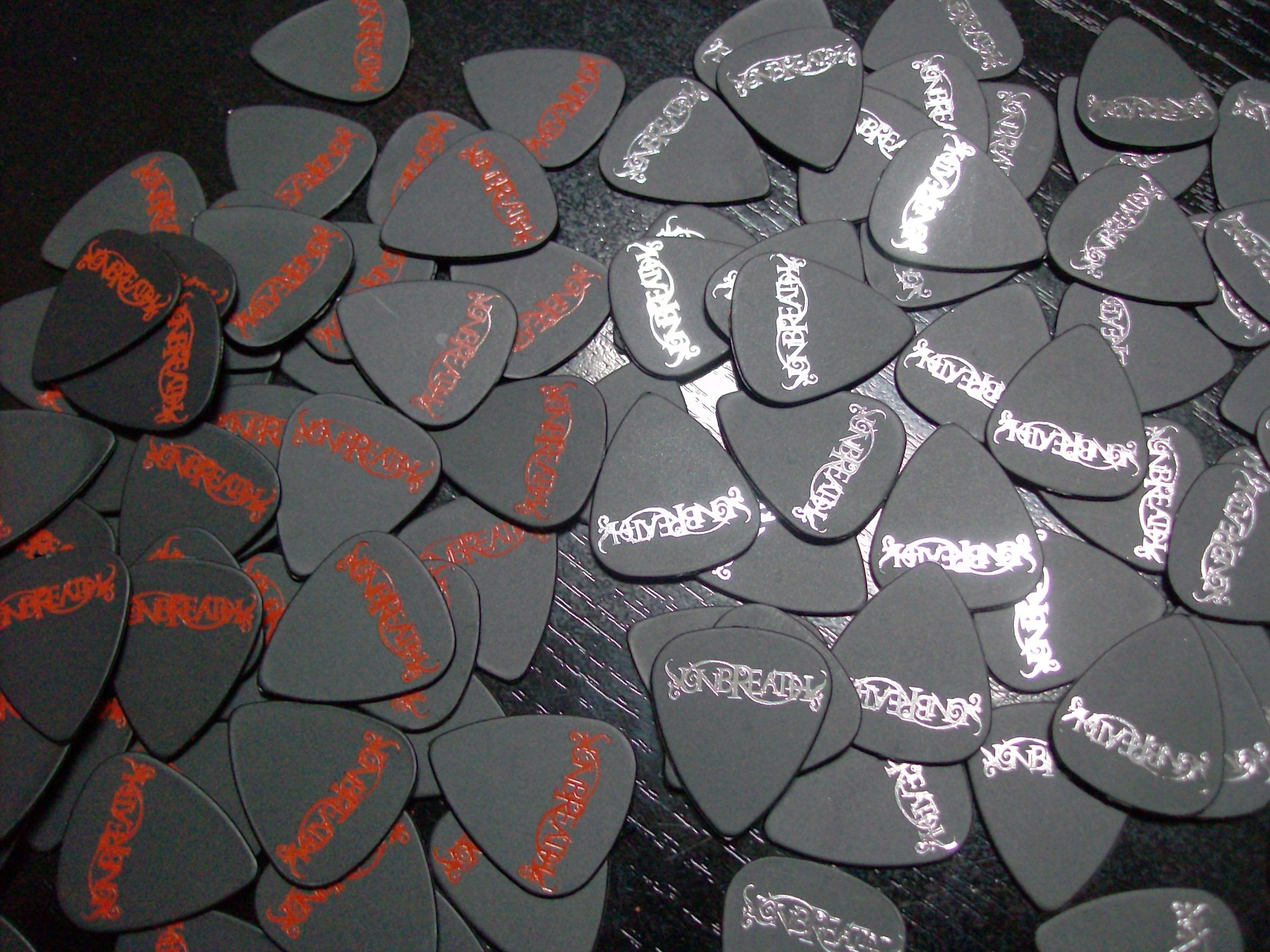 puas personalizadas , guitar picks