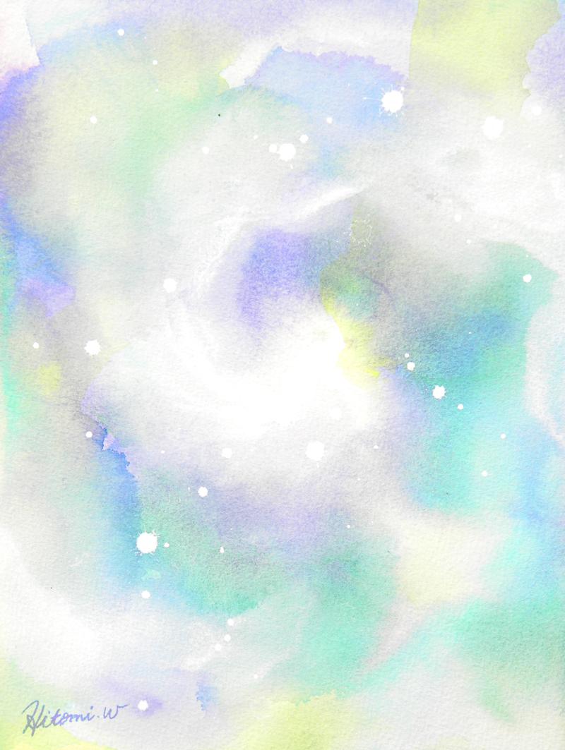 銀河のはじまり