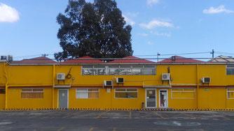 Impermeabilizante acrílico Aislaflex 3+1 para la obra DHL. Av. Fuerza Aérea Mexicana 540, Venustiano Carrranza, Federal, 15700 Ciudad de Mexico, D.F.