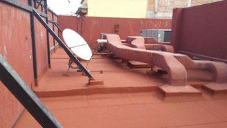 Impermeabilizante prefabricado AL-KOAT PG-45T SBS de 4.50 mm de espesor. Blvrd Huehuetoca - Jorobas S/N, Cabecera Municipal, 54680 Huehuetoca, Méx.