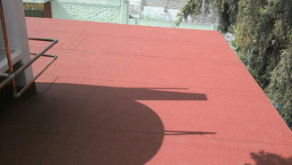 Impermeabilizante prefabricado Curacreto TECHNOPLY SBS-SP400 de 4.00 mm de espesor. Escuela Primaria Lazaro Cárdenas, Av. Niños Héroes No. 1 Col. Santa Maria Cuautepec.