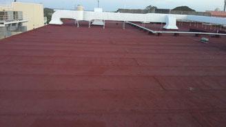 Impermeabilizante prefabricado Curacreto TECHNOPLY SBS-SP400 de 4.00 mm de espesor. Tienda Parisina, Altamarina No. 212 Ote. Col Centro, Tamaulipas.