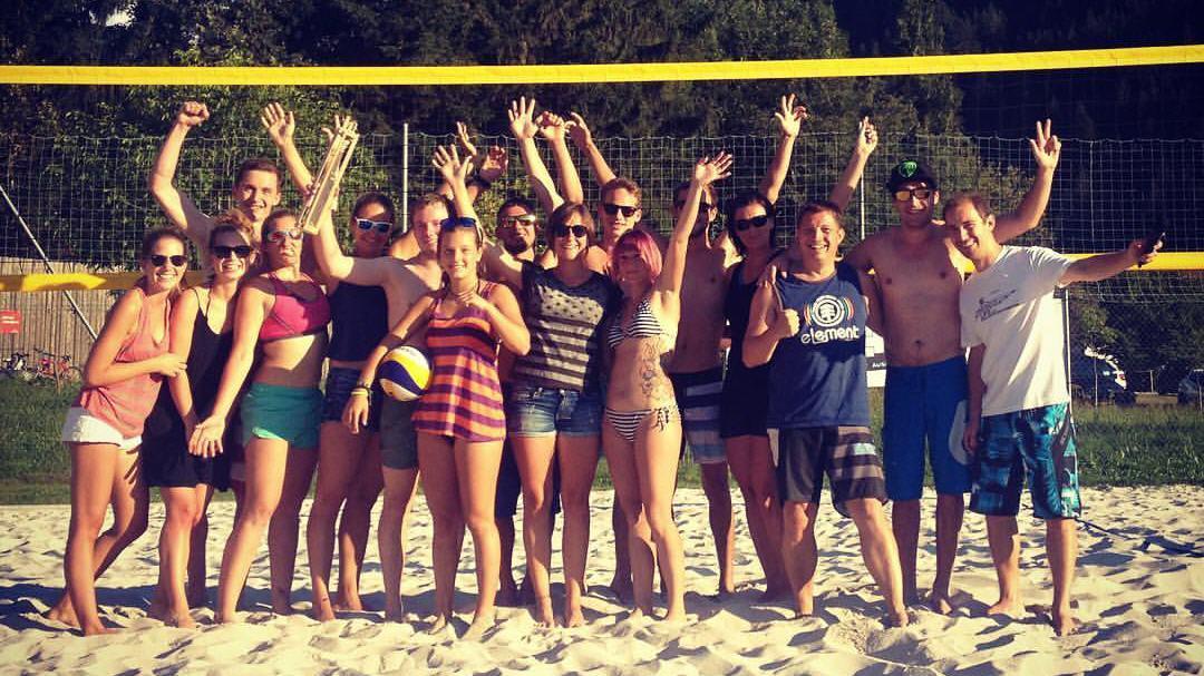 NEU: Die VCM-Sommermitgliedschaft für Beachvolleyball