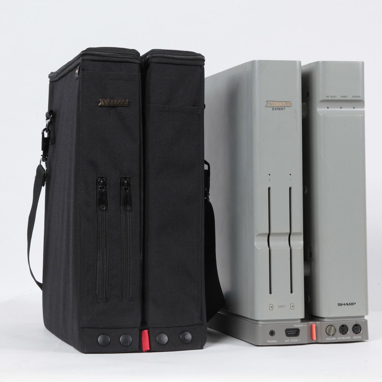 X68000実機とCZ-600Bagの比較