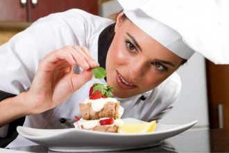 фото повар кондитер