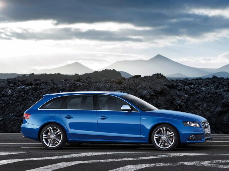 Audi A4 S4 Wiring Diagrams