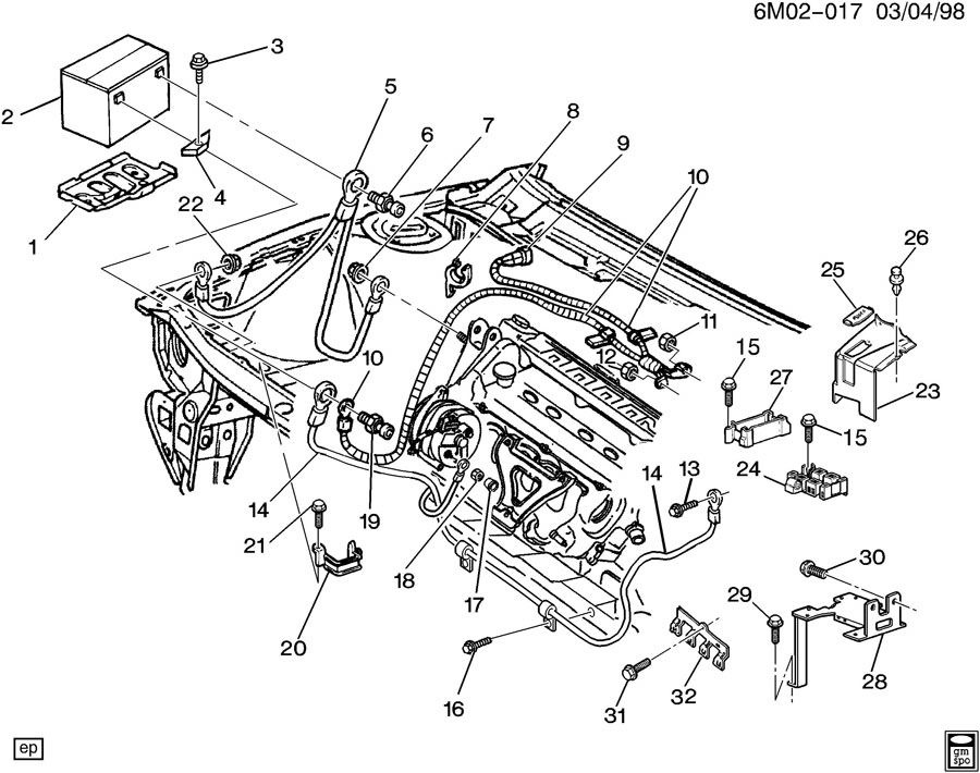 Cadillac SEVILLE - Wiring Diagrams | Wiring Diagram For 2003 Cadillac Sls |  | Automotive manuals - Wiring Diagrams
