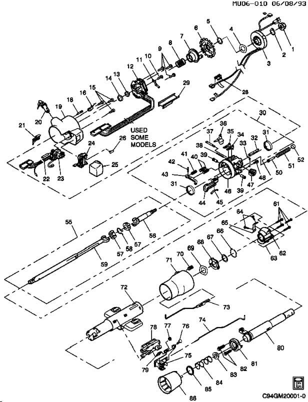 Chevrolet Lumina Wiring Diagrams