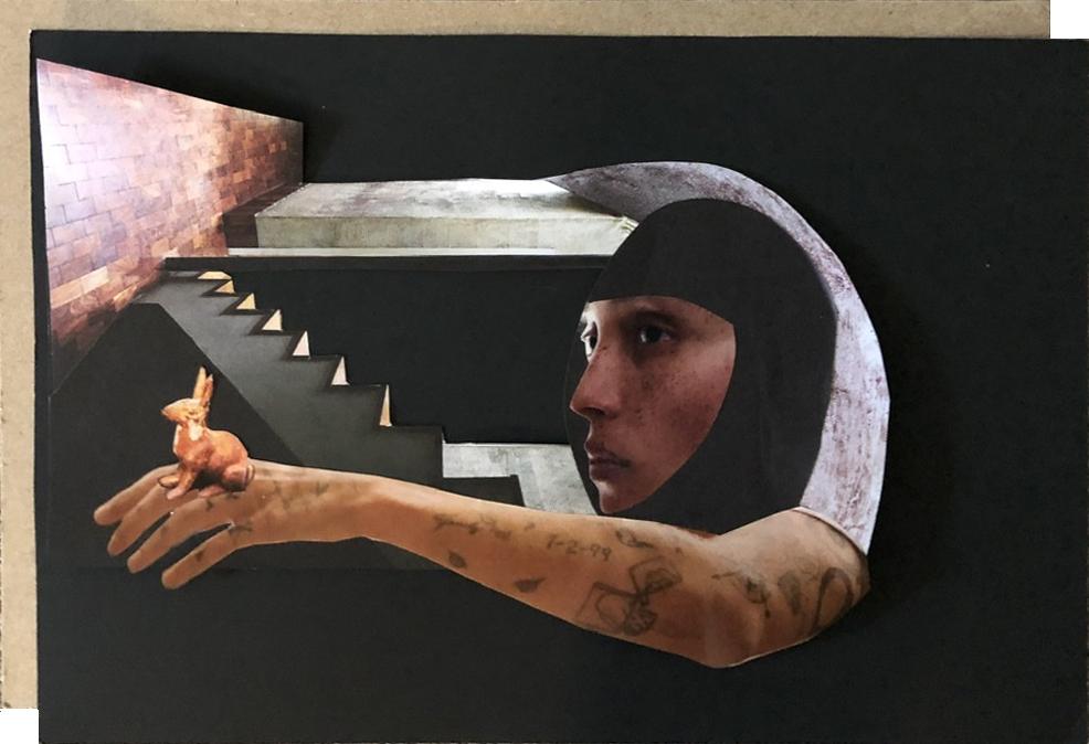 Collage by deborah harris