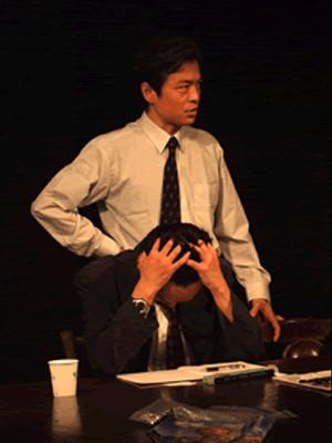 「陪審員たち」公演写真