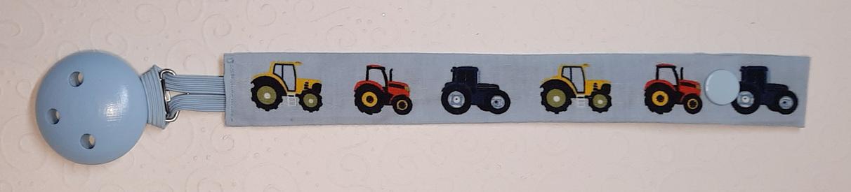 """""""Traktor hellblau"""""""