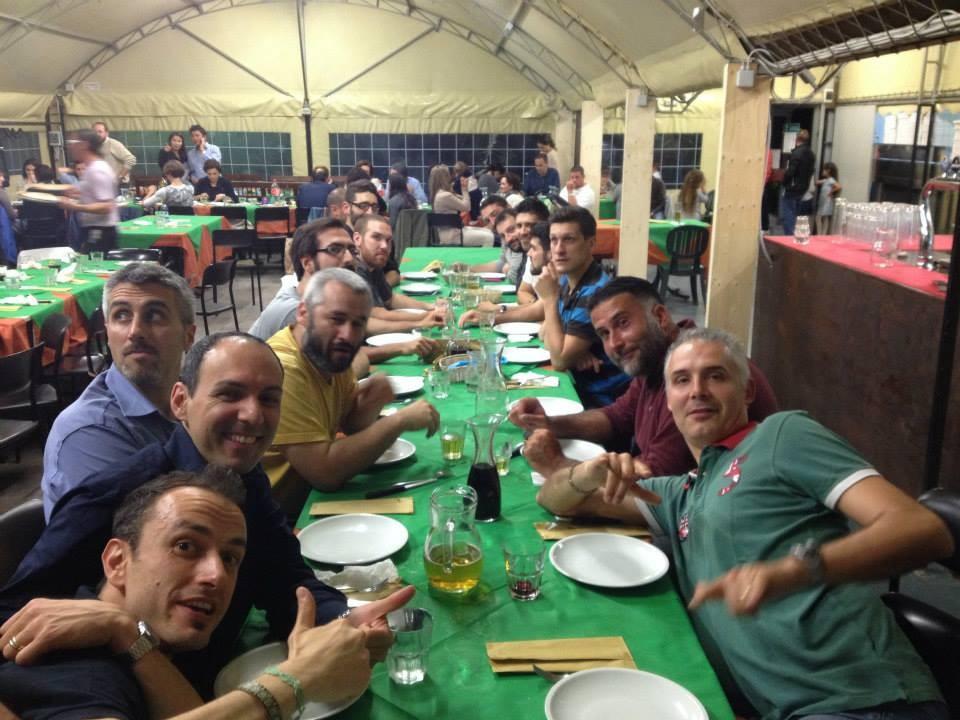 Papponi a Pappare!!!!! - Maggio 2014