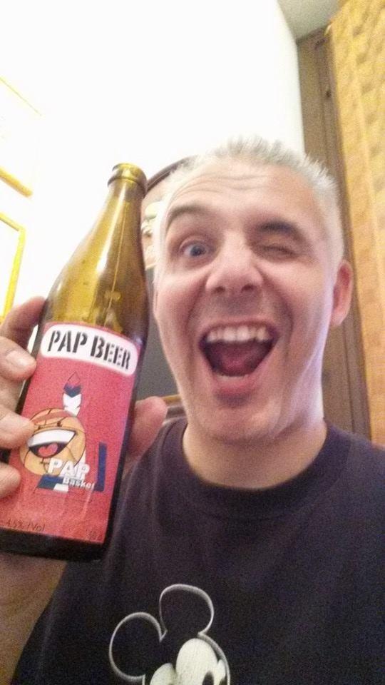 Big e la PAP Beer!!!! - Aprile 2014