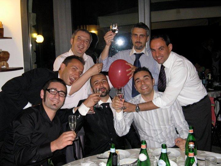 I PAPPONI festaggiano il matrimonio del Doctor G - Giugno 2011