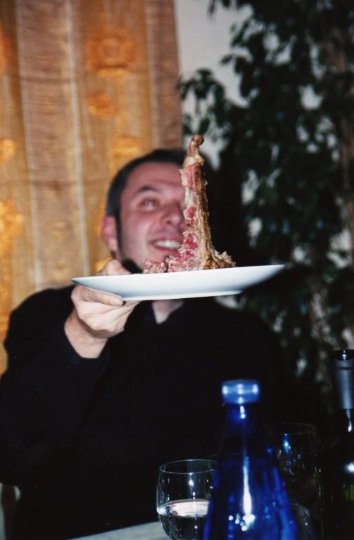 L' osso di Guido e che osso!!!!!!! - Dicembre 2009