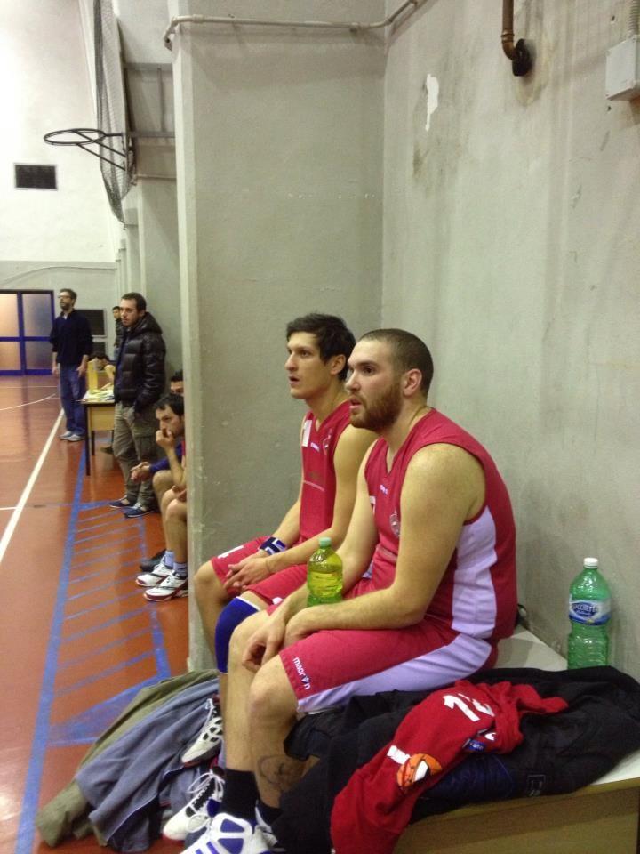 Vannu e Pilone.....attenti all' andamento della partita!!!!!! - Marzo 2013