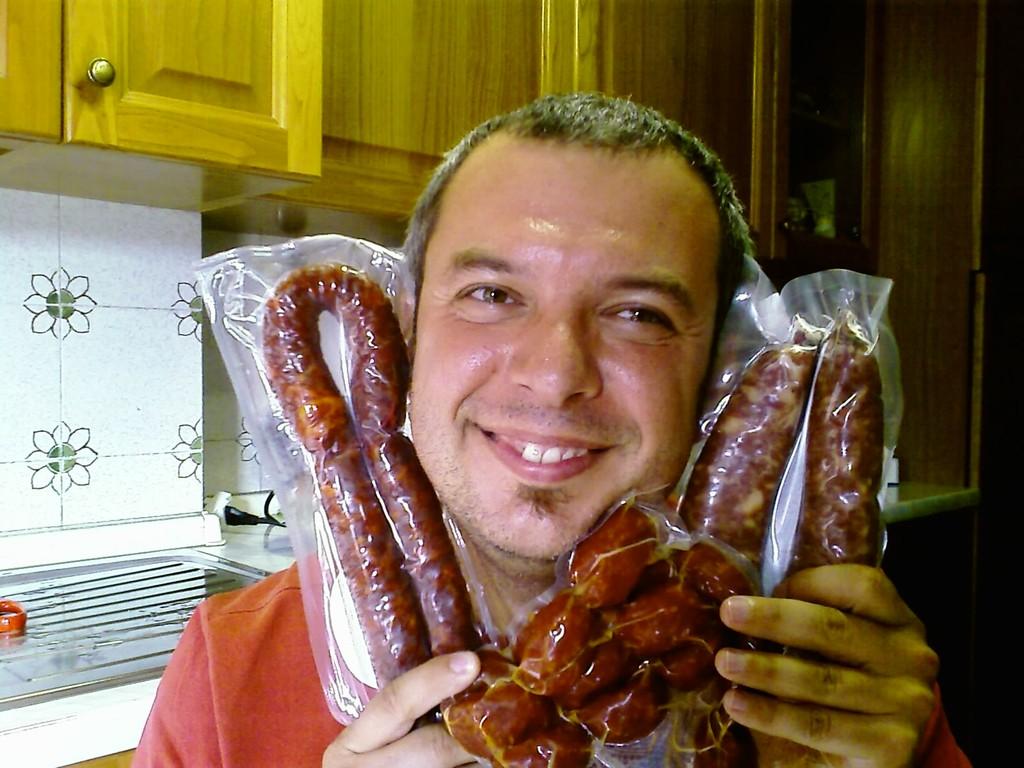 I salamini di Guido!!!!! - Settembre 2008