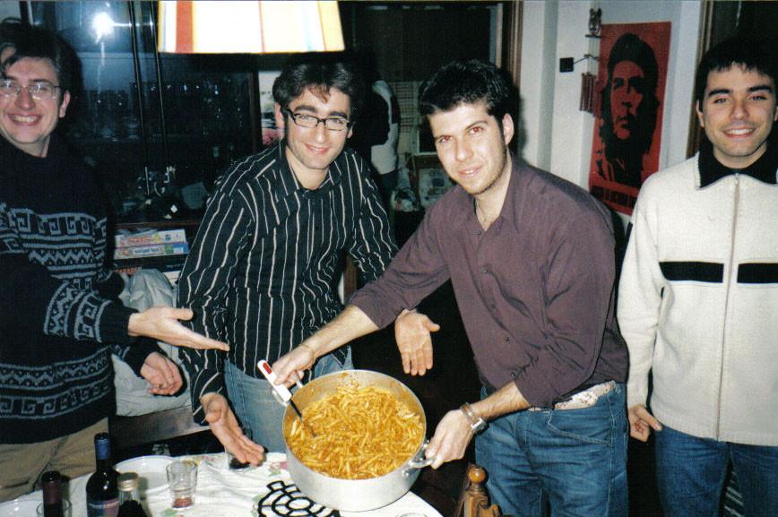 .....e la pasta l'è PRONTA!!!! - Novembre 2004