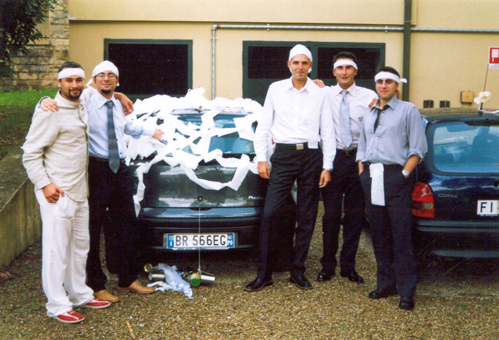 La macchina del capitano - Settembre 2002
