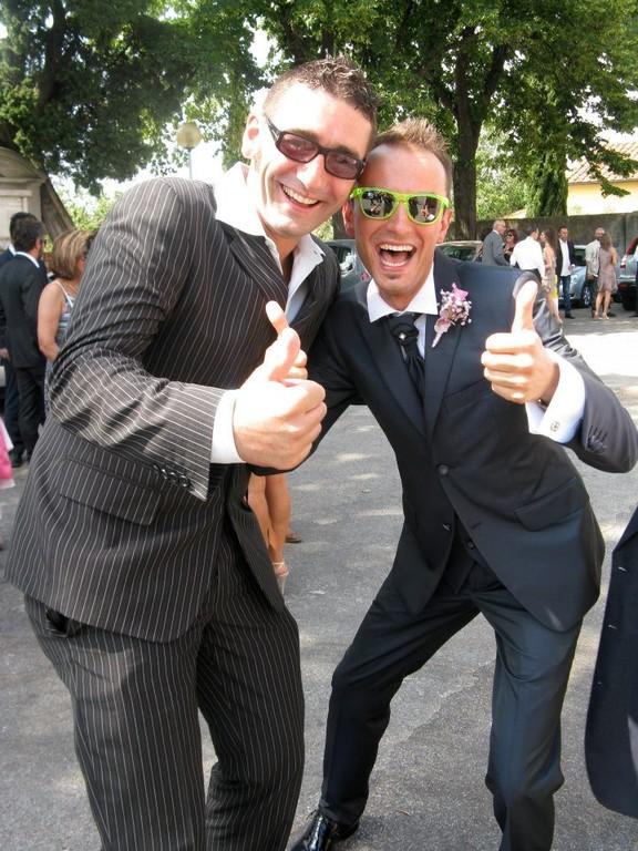 Davide e Francino - Luglio 2012