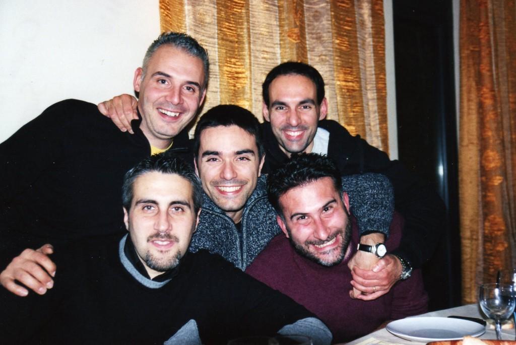 Un bel quintetto - Dicembre 2009