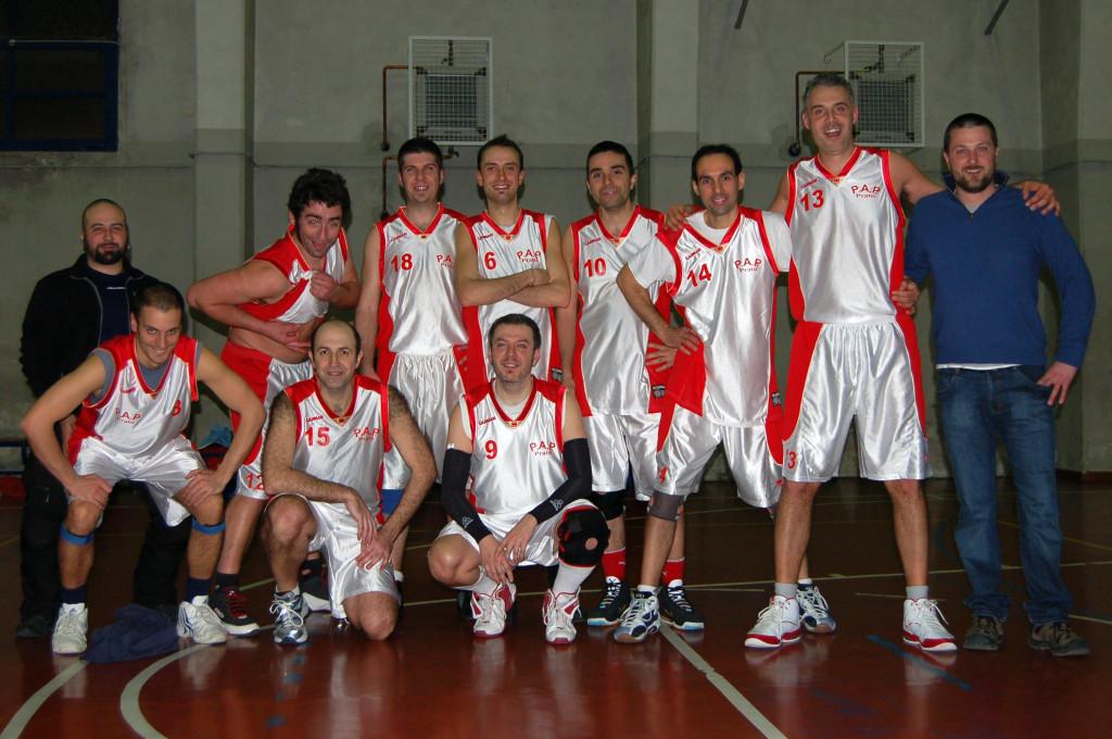 La PAP a Pistoia!!!! - Marzo 2010
