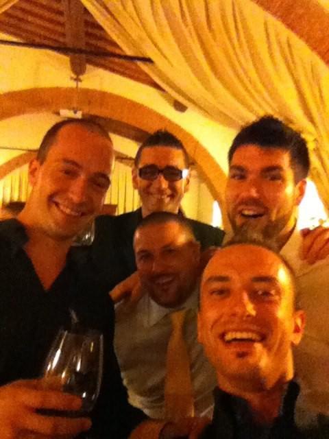 Il Paro - Dafide - Fendo - Ghigo e Francino che Papponi!!!!! - Settembre 2012