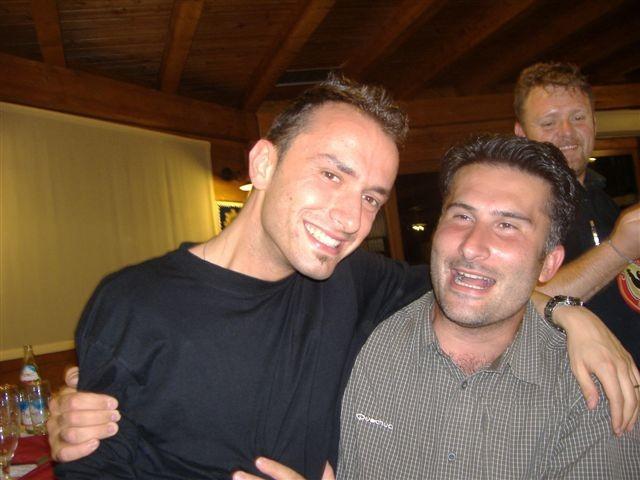 Francino, I Dini e l' oste - Giugno 2008