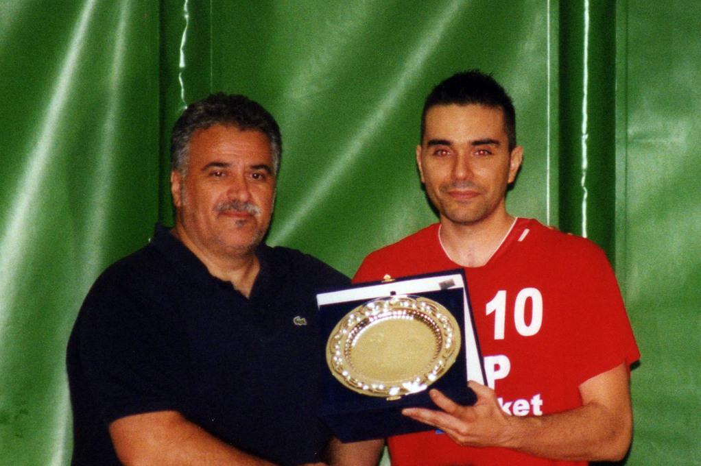 Marco Miglior realizzatore campionato A2 2010-2011