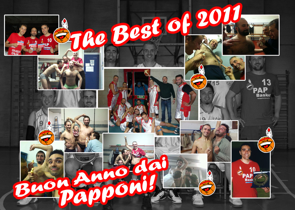 Buon Anno dai Papponi!!!!! - 2011