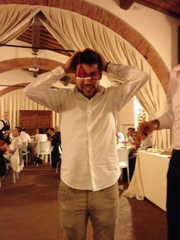 Capitan Fendo .......a differenza di capitan Findus che ha i bastoncini lui ha le fie!!!!!! - Settembre 2012