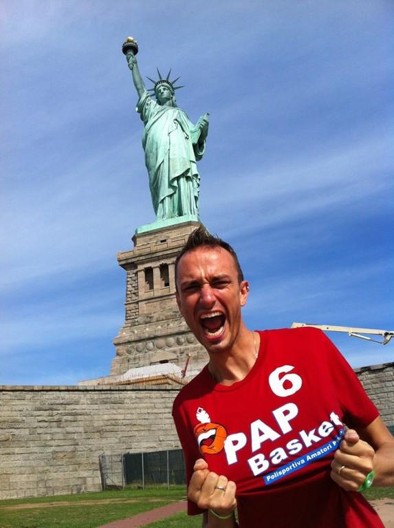 Francino conquista l' america per la PAP - Agosto 2012