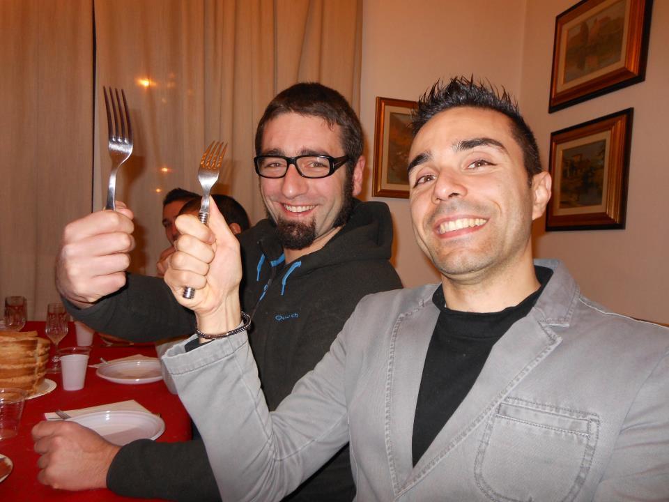 Davide e Marco Manone e Mano a confronto!!!!! - Gennaio 2012