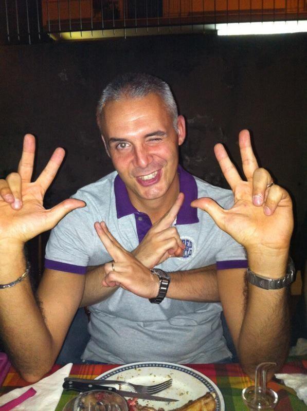 Big Fede a quattro mani .......due del cap!!!!! - Settembre 2012