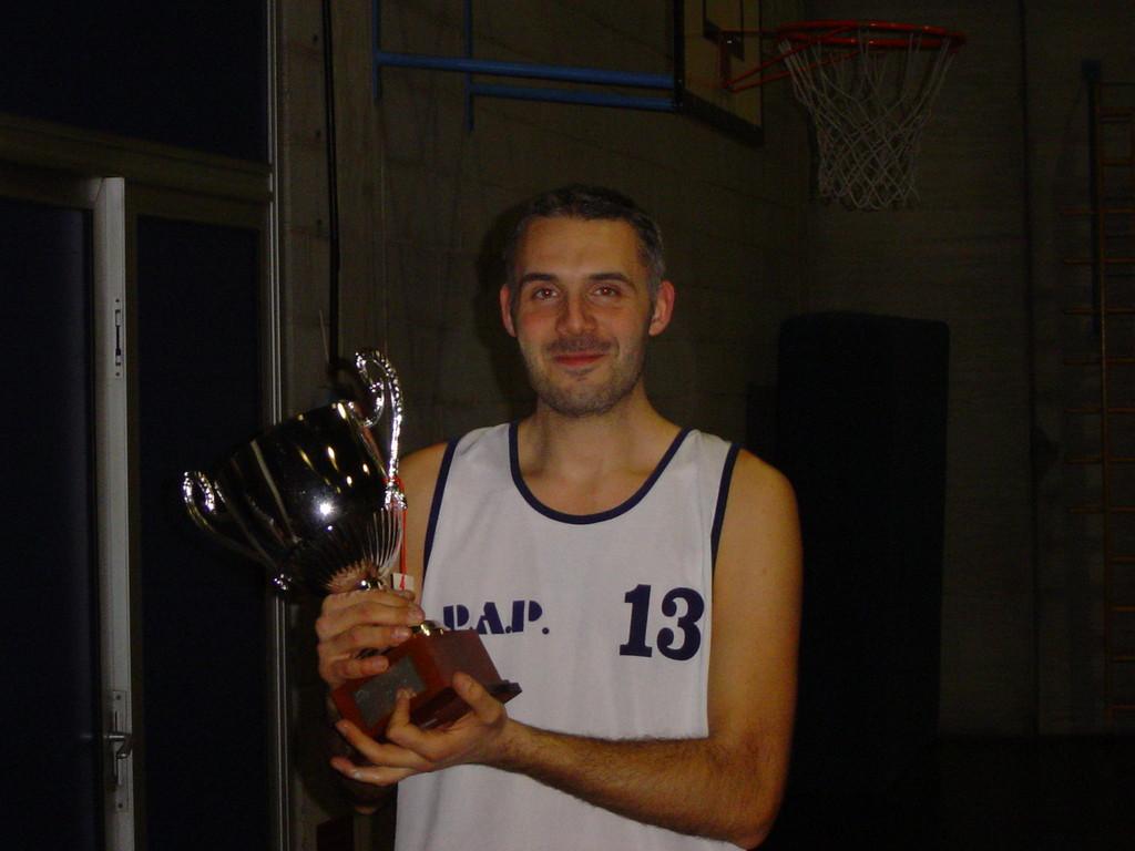 La coppa della PAP - Aprile 2004