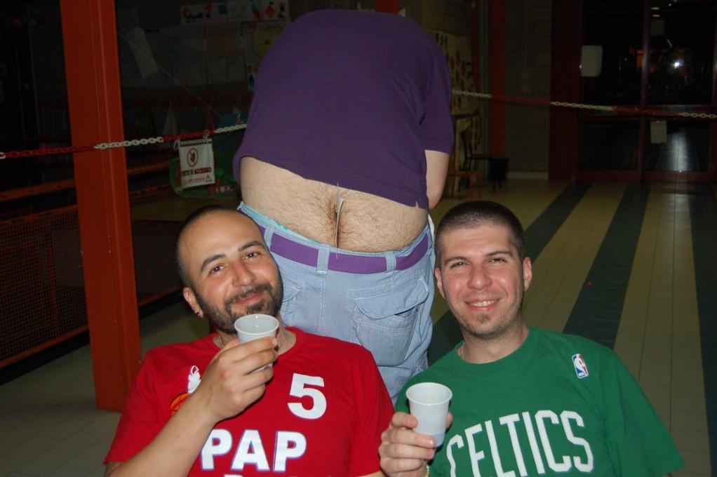 Doctor G e Leo con un intruso d' eccezione!!!! - Maggio 2011