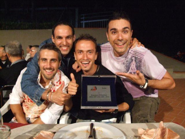 I Papponi Festeggiano Little France MVP PAP 2010 - Luglio 2010