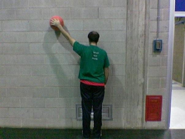 Paolo alle prese con gli esercizi!!!!!