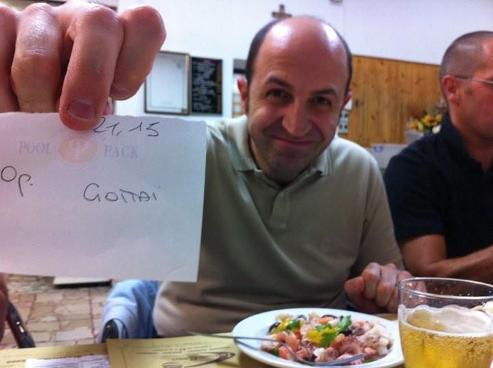 Paolo con fissato Gottai!!!!!! - Giugno 2011