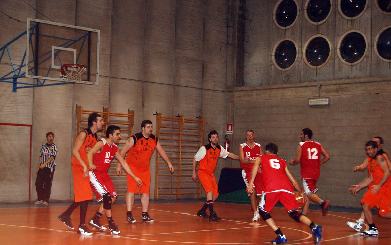 PAP - Basket Blues - Gennaio 2008