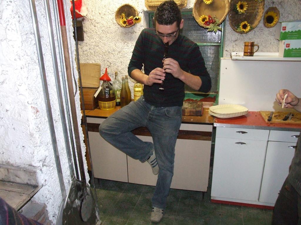 Davide......il pifferaio magico!!!! - Gennaio 2008