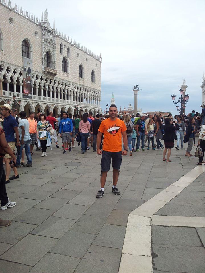 La PAP con il Capitano conquista anche Venezia - Agosto 2013